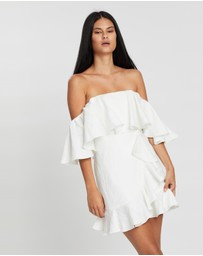 Shona Joy - Savannah Ruffle Mini Dress