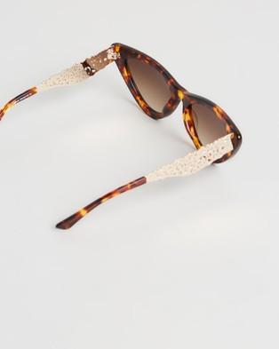 Amber Sceats Genie Glasses - Sunglasses (Tortoiseshell)