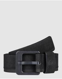 Quiksilver - Mens Binge Faux Leather Belt