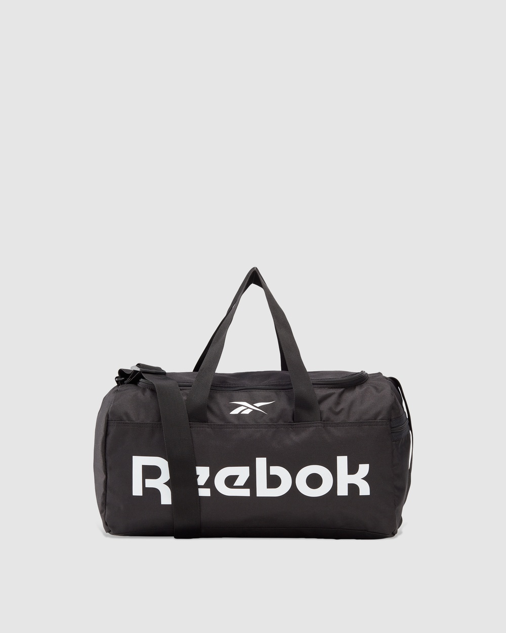 Reebok Performance Active Core Grip Duffel Bag Small Duffle Bags Black