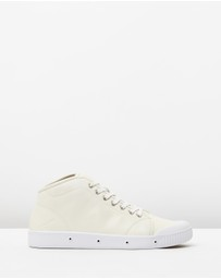 Spring Court - B2 Leather - Men's