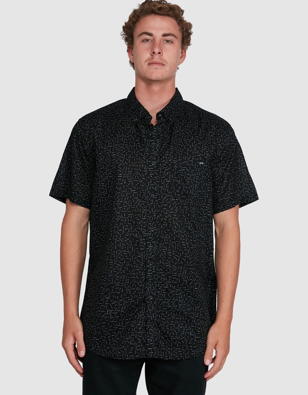 Billabong - Sundays Mini Short Sleeve Shirt