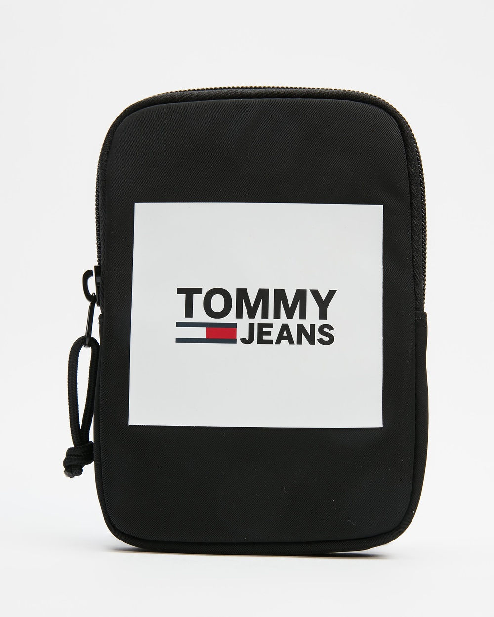Tommy Jeans Urban Logo Compact Bag Bags Black