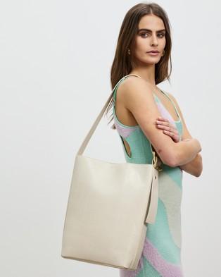 Brie Leon Tote Bags