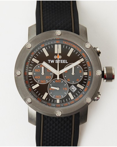 TW Steel - Grandeur Tech Chronograph 48mm
