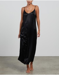 La Perla - Silk Long Slip Dress