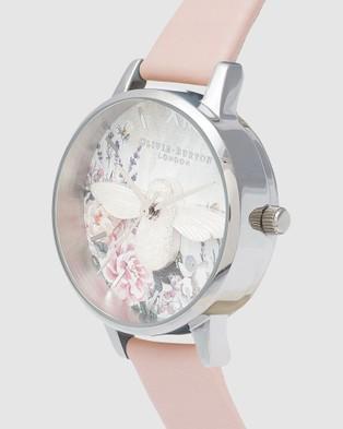 Olivia Burton Glasshouse - Watches (Nude Peach)