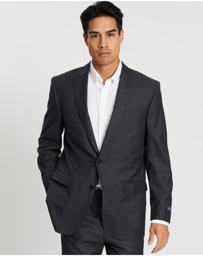BROOKS BROTHERS - B-Gate 2-Button Side Vent Regent Jacket