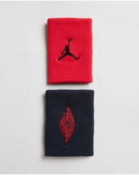Nike - Jordan Jumpman X Wings Wristbands
