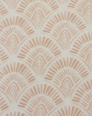 Mulberry Threads - 100% Organic Bamboo Sheet Set - Home (Pink) 100% Organic Bamboo Sheet Set
