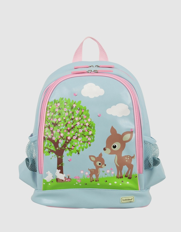 Bobbleart - Large Backpack Woodland Animals