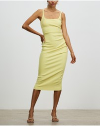 Bec + Bridge - Karina Tuck Midi Dress