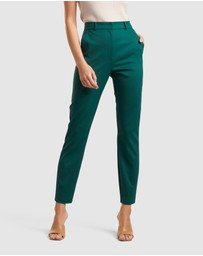 Forever New - Ash Highwaist Full Length Pants