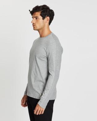 Kent and Curwen Short Sleeve Tee - T-Shirts & Singlets (Grey)