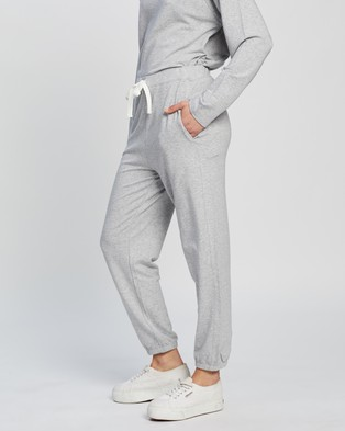 Assembly Label Kin Trackpants - Sweatpants (Grey Marle)