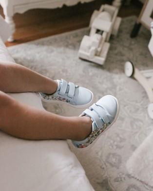 Anchor & Fox Wonderland Sneakers - Sneakers (Blue)