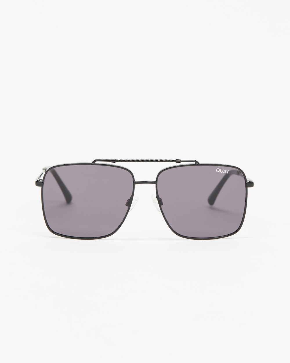 Quay Australia Hot Take Sunglasses Black