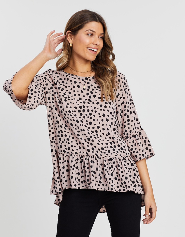 Tori Blouse by Atmos&Here