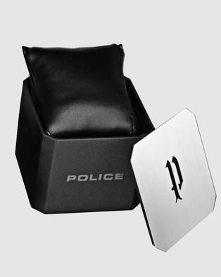 Police Bremen Mens Watch - Watches (black)