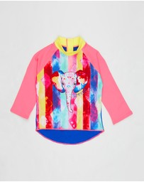 Speedo - Elle Carnival Long Sleeve Sun Top - Kids