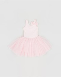 Flo Dancewear - Tutu Dress With Bow - Kids