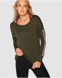 Lorna Jane - Evolve Long Sleeve Top