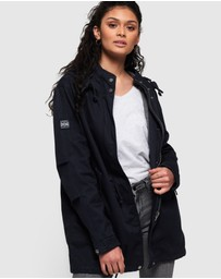 Superdry - Rookie Bonded Parka Jacket
