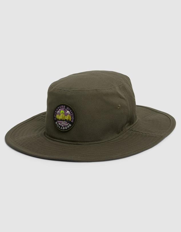 Men Adventure Division Bucket Hat