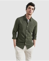 French Connection - Oxford Slim Fit Shirt