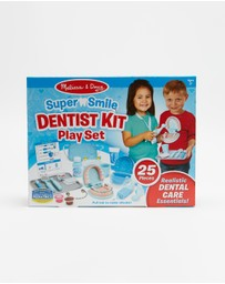 Melissa & Doug - Super Smile Dentist Play Set