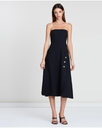 Nathalie Midi Dress