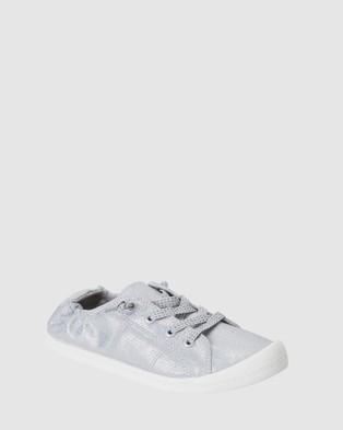 Sandler Link - Slip-On Sneakers (SILVER)