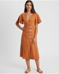 The Fated - Sloan Midi Dress