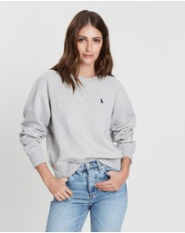 Polo Ralph Lauren - Long Sleeve Raglan Pullover