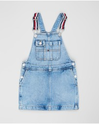 Tommy Hilfiger - Dungaree Dress - Kids