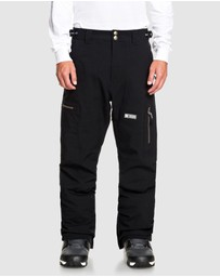 DC Shoes - Mens Division Shell Snow Pant