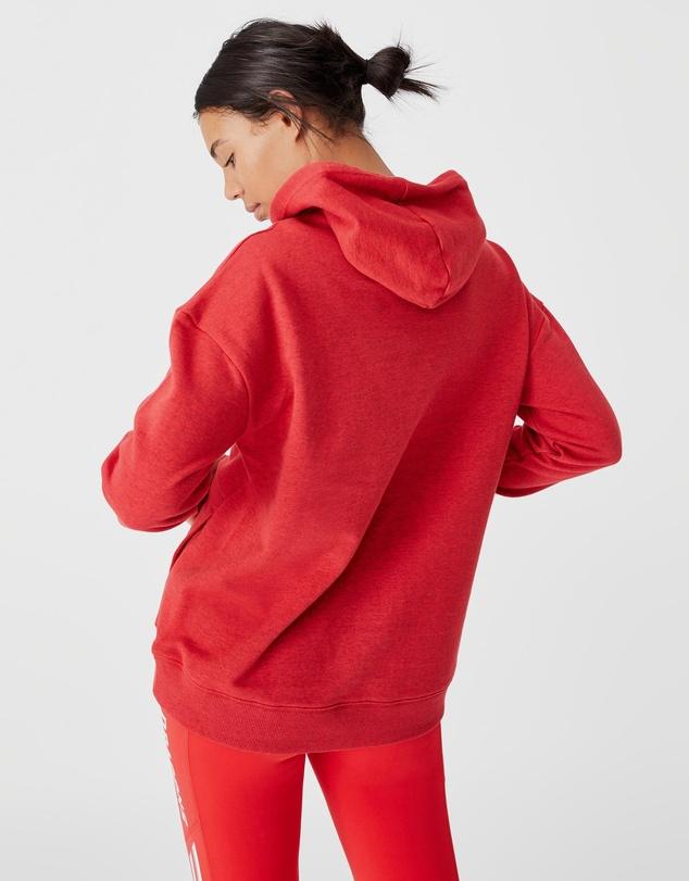 Women NRL Dragons Embroidered Pocket Hoodie