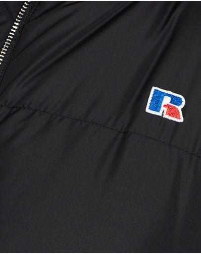 Russell Athletic Ra Mid Puffer Jacket Black