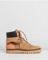See By Chloé - Hiker Boots