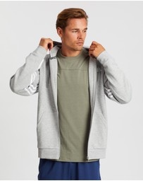 adidas Performance - Must-Haves 3-Stripes Full-Zip Hoodie