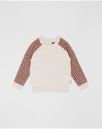 Pappe - Bonnie Scottish Cashmere Sweater - Babies-Kids