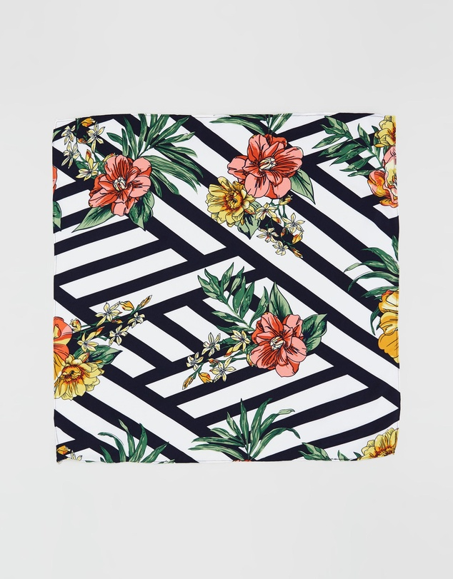 Atmos&Here - ICONIC EXCLUSIVE - Tropical Print Scarf