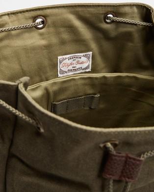 Rhythm Commute Backpack - Backpacks (Olive)