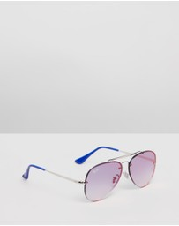 Ray-Ban Junior - Junior Blaze Aviator - Kids