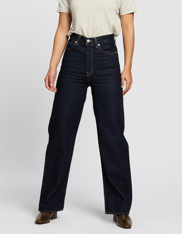 Levi's - High Loose Jeans