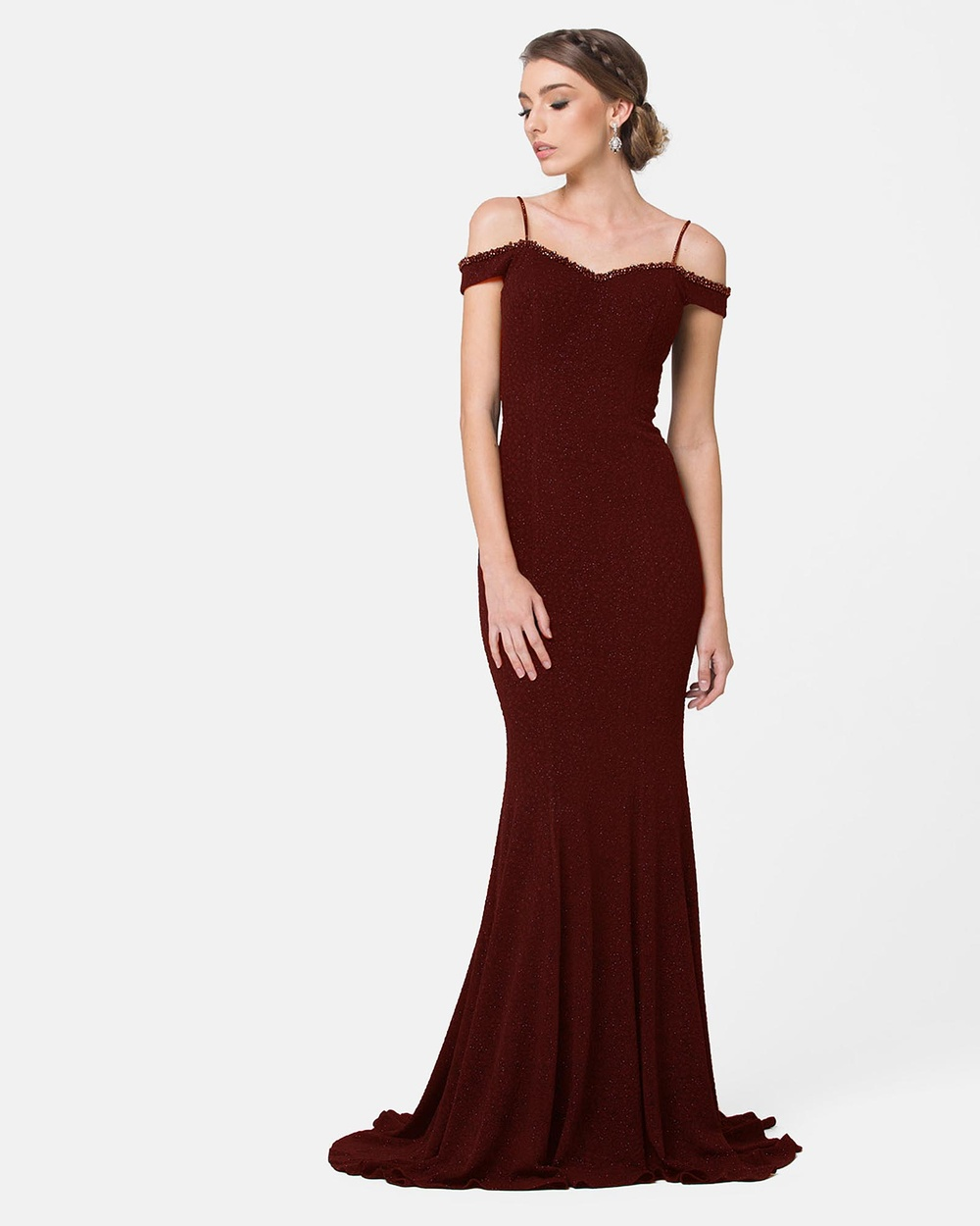 Tania Olsen Designs Alicia Dress Bridesmaid Dresses Cherry Alicia Dress