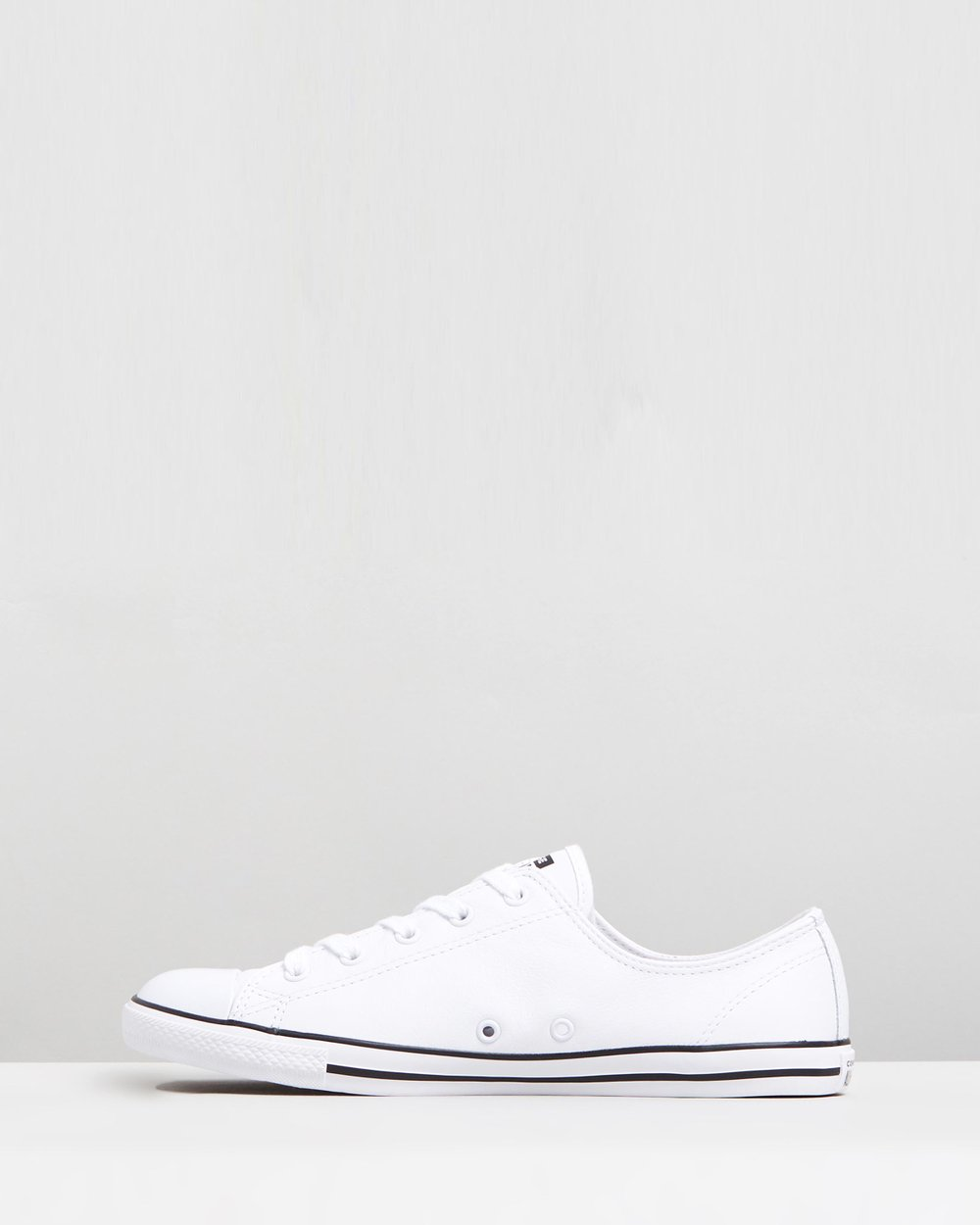 Chuck Taylor All Star Dainty Ox Leather - Women s by Converse Online ... 4783117a7