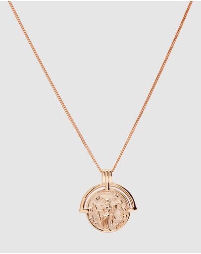 Pastiche Berkley Necklace Gold Plated