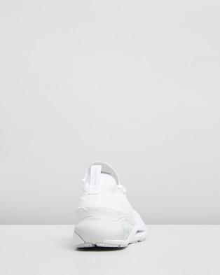 Under Armour HOVR Phantom 2   Women's - Performance Shoes (White & Halo Gray)