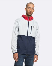 DC Shoes - Mens Dagup Triple Block Jacket